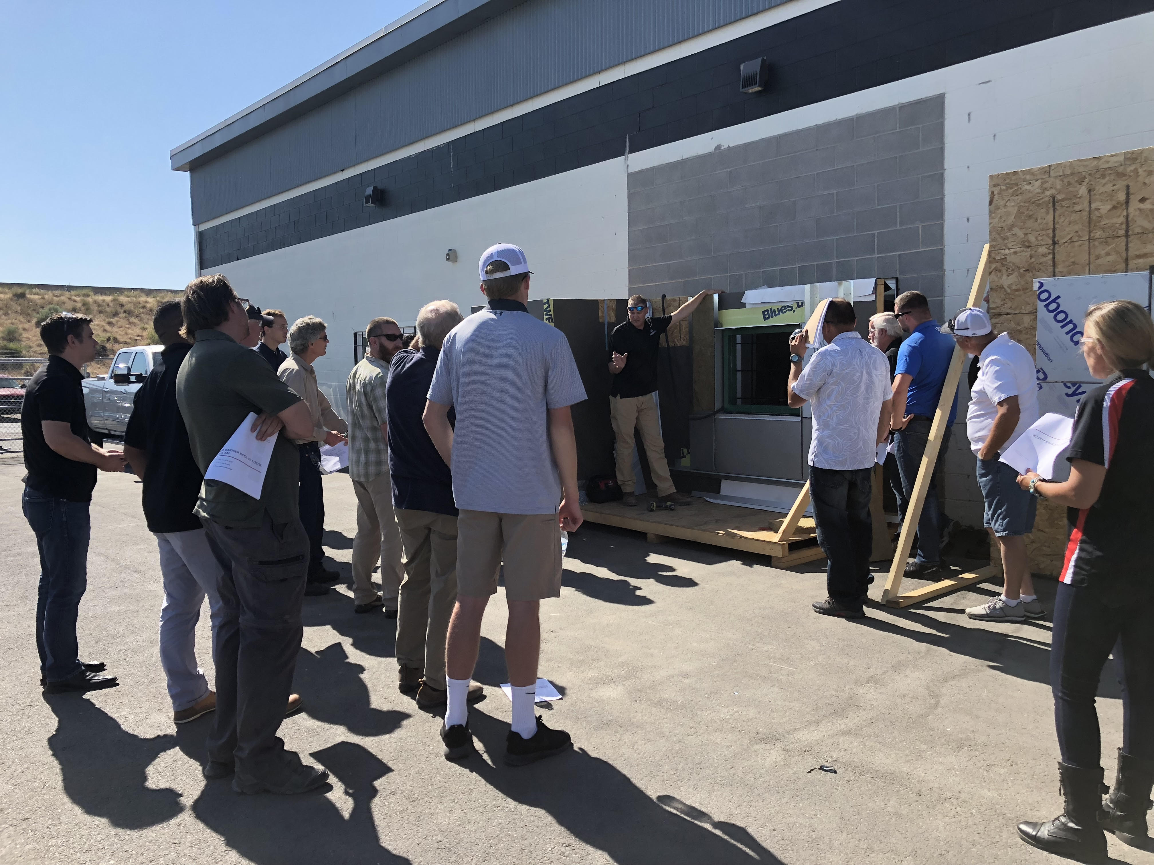 Training on Energy Code and Advanced Building Envelope in Utah