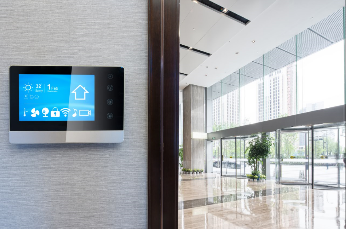 Commercial HVAC and Programmable Thermostat