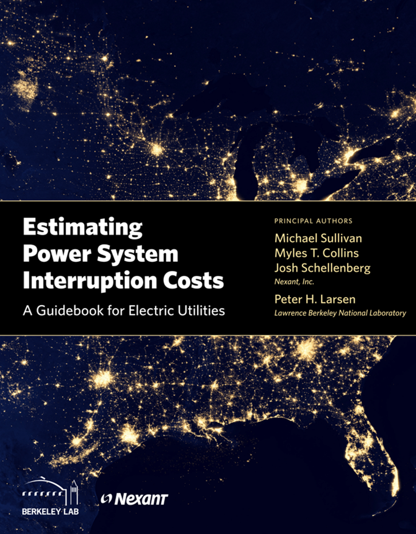 Estimating Power System Interruption Costs: A Guidebook for Electric Utilities