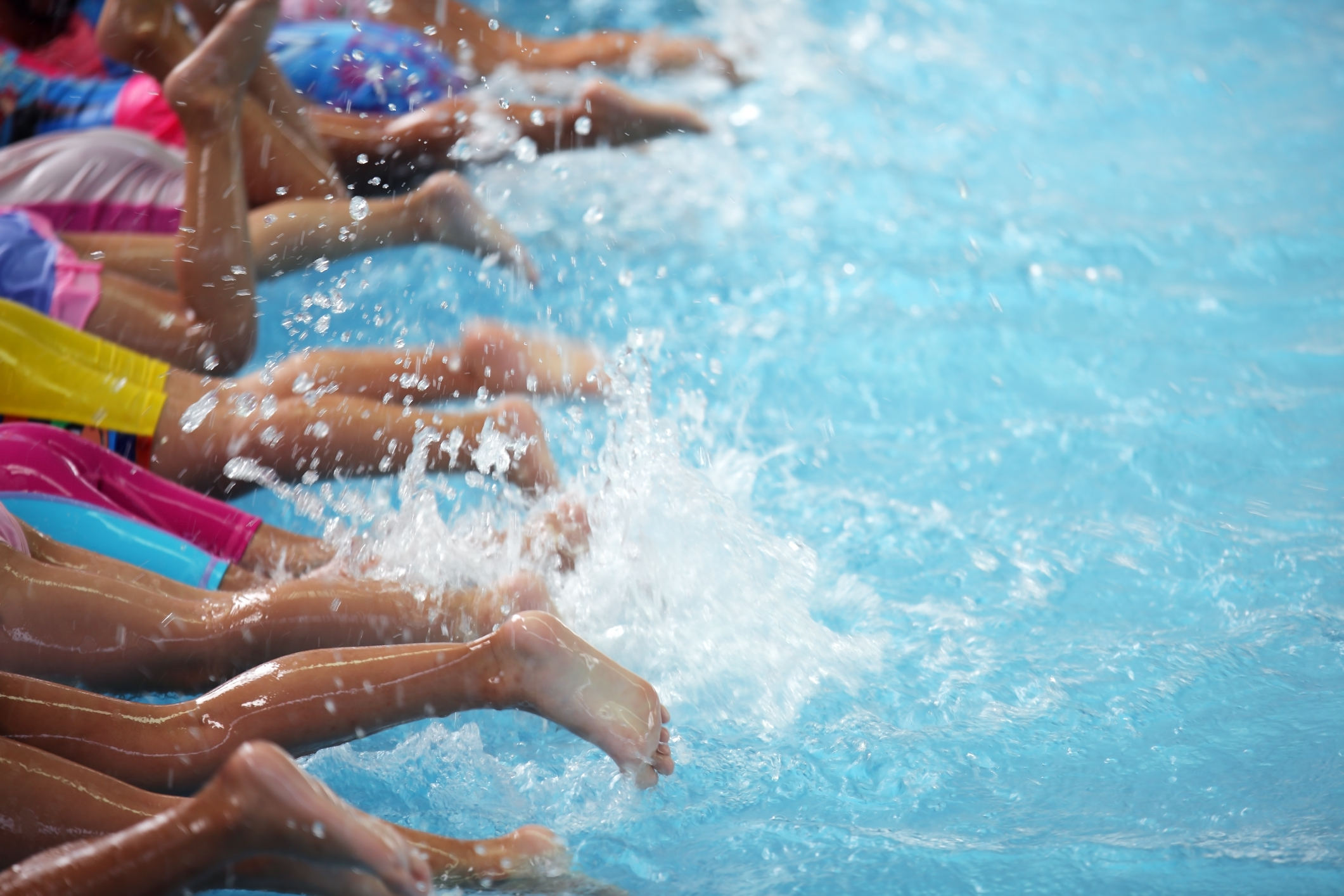 Helping pools and their swimmers save energy