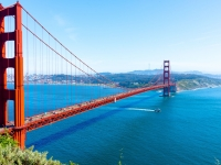 Golden Gate Bridge. Photo by https://pixabay.com/users/chenhengyu-5700844/