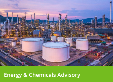 Digitalization in the energy and chemicals sector