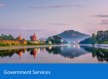 renewable energy microgrid planning projects in Myanmar