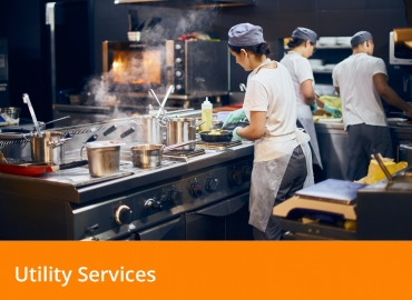 Six Ways Food Service Businesses Can Save Energy