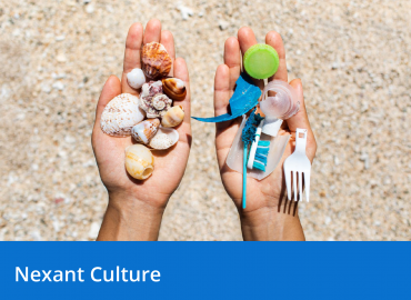 Nexant's 20-Day Challenge - Kick Single-use Plastics!