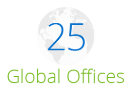 25 Global Offices