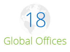 18 Global Offices